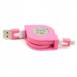 3ft-Retractable-Charger-Micro-USB-Data-Cable-Cord-For-Samsung-For-Huawei